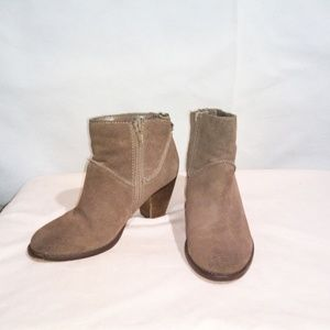 Steve Madden Milaan Brown Booties Boot's